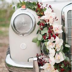Авто на свадьбу Нетишин