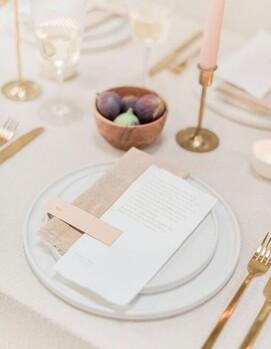 свадебный минимализм