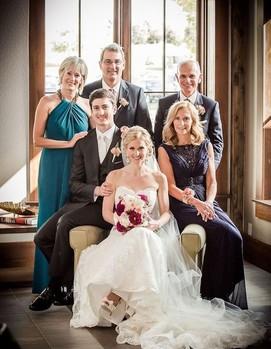 что надеть родителям на свадьбе