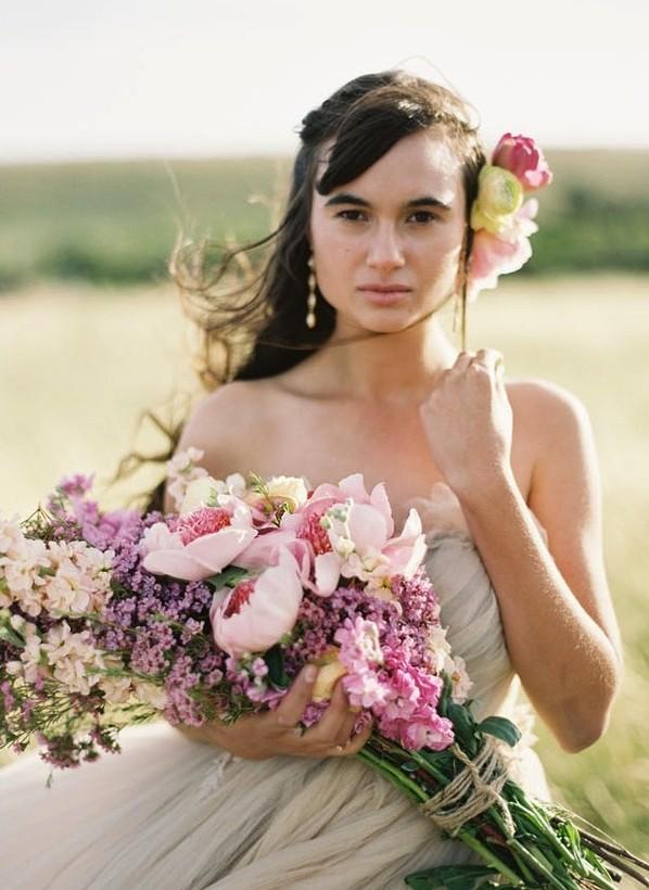 Какая ты невеста? Узнай себя по цветку! Фиалка