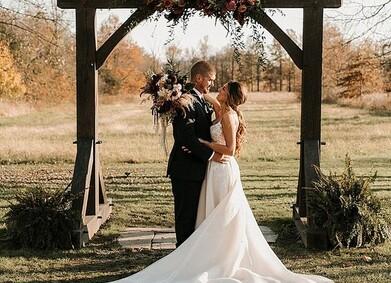 34 идеи для свадьбы в стиле Рустик