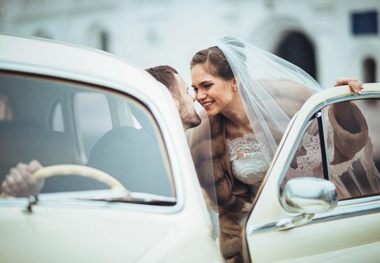 Винтажные свадебные фото