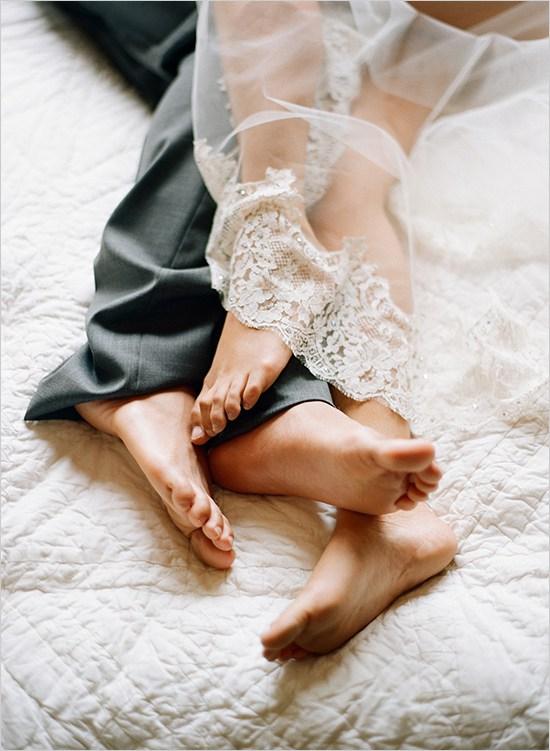у молодоженов брачная ночь май глоб