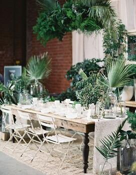свадьба ботаник
