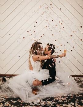 организовать свадьбу сама
