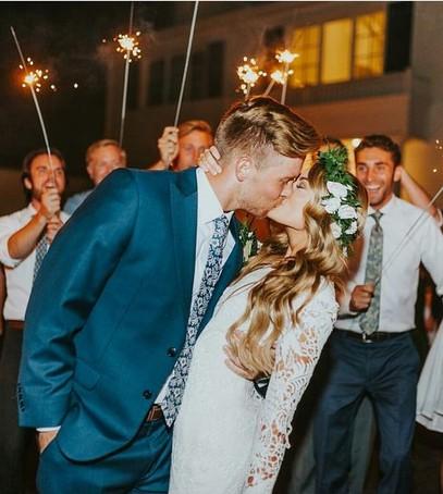 свадьба, молодожёны,