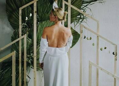 Свадебная арка для выездной церемонии: вдохновляющая фотоподборка от YesYes
