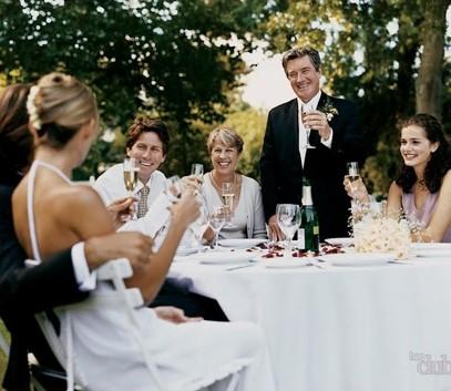 свадебный банкет,свадьба на природе, свадьба в кругу семьи