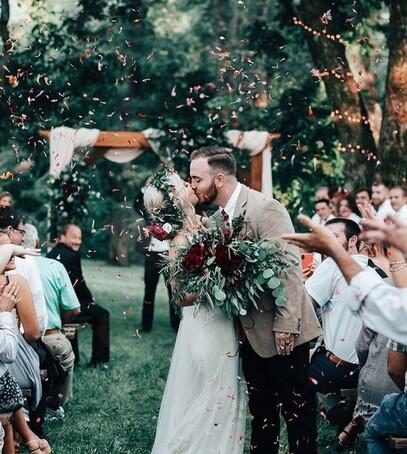 свадьба традиции милые