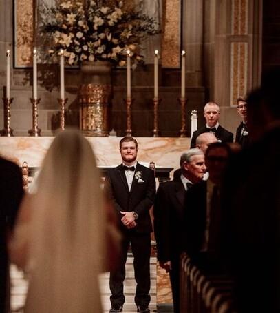 как спланировать время на свадьбе