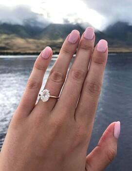 на каком пальце носить обручальное кольцо украина