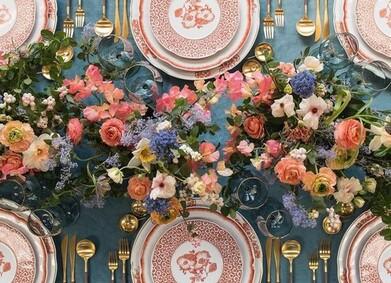 Весенняя свадьба: палитра, стиль и идеи