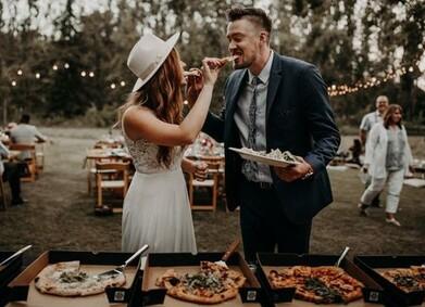 Как правильно составить меню на свадьбу?