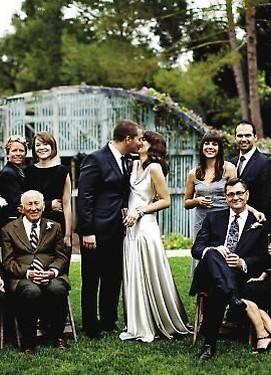 свадьба с семьёй, свадьба в кругу семьи, маленькая свадьба