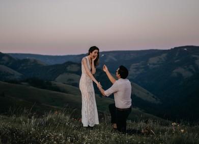 Предложение выйти замуж: сделай незабываемо!