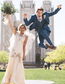 свадебная фотосессия до или после свадьбы