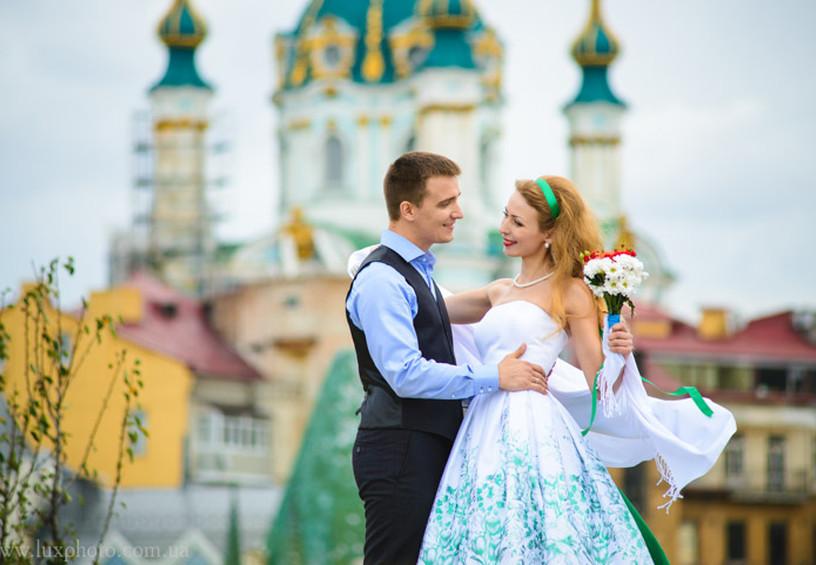 Места для свадебных фото