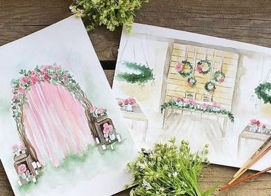 Свадебный декоратор: всё, что нужно знать невесте