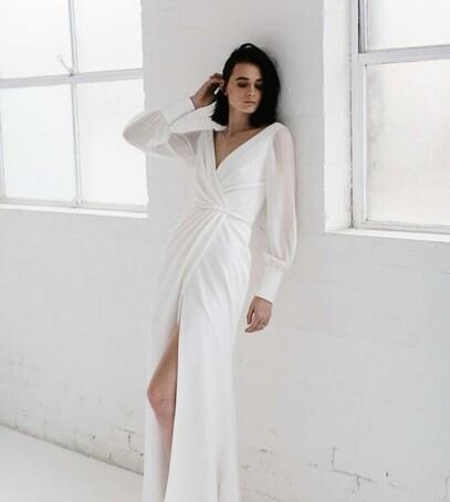 платье на свадьбу советы
