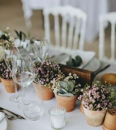 свадьба цветы