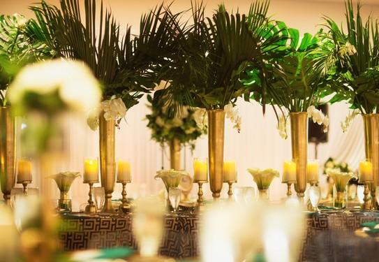 Оформление свадьбы Арт-Деко