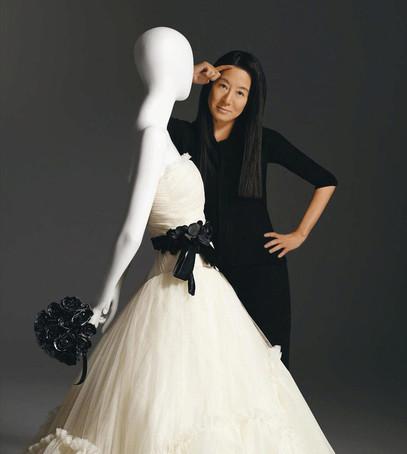 вера вонг, vera wong, дизайнер свадебных платьев, законодательница свадебной моды