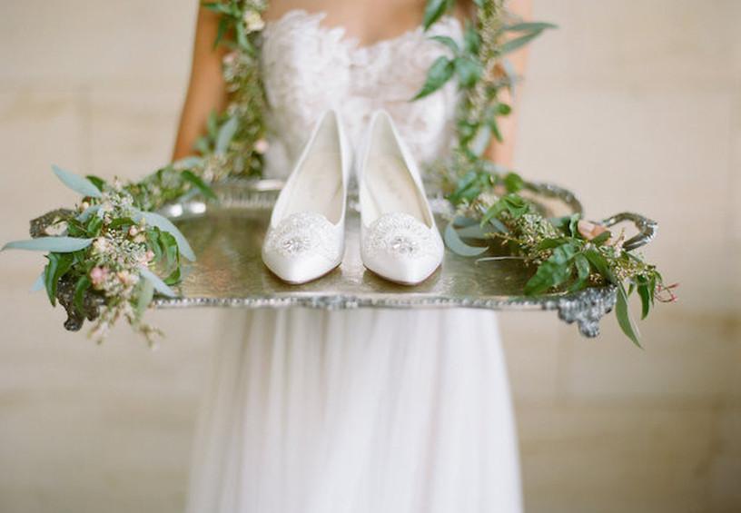8ab411d16 Лови советы, как правильно начинать поиски туфель на свадьбу!