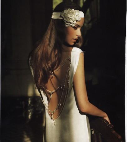 невеста ретро стиль