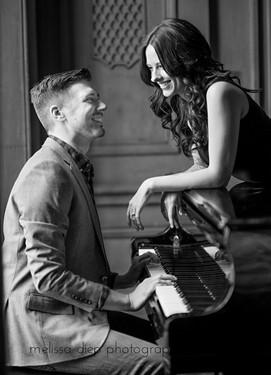 love-story, фотосессия влюблённой пары, фотосессия с роялем