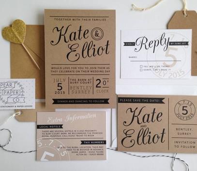 Пригласительные на свадьбу картон каллиграфия
