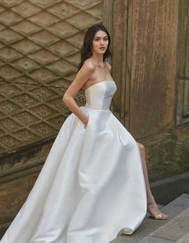 модное платье на свадьбу 2020