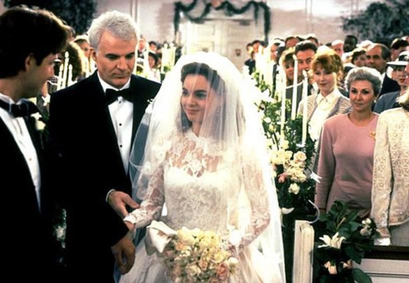 свадьбы в фильмах