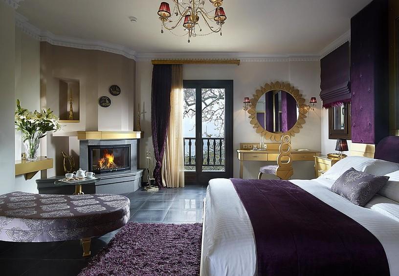 квартира для двоих, спальня для молодожёнов, гостиничный номер для пары
