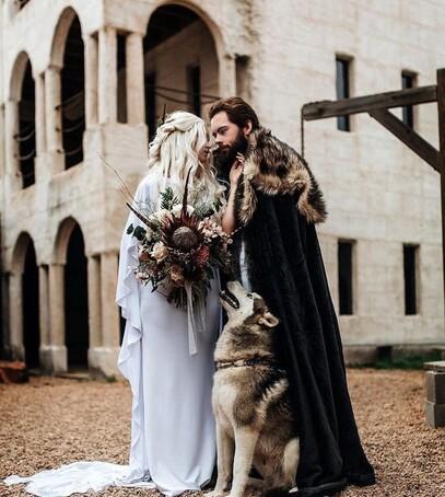 свадебные клятвы пример