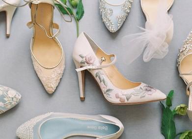 10 советов, как выбрать идеальные свадебные туфли