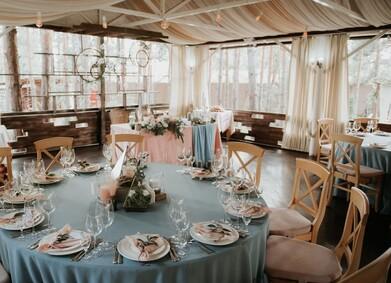 Рестораны для свадьбы в Киеве: подборка от YesYes