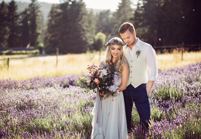 жених и невеста, свадебное фото, свадьба в стиле прованс
