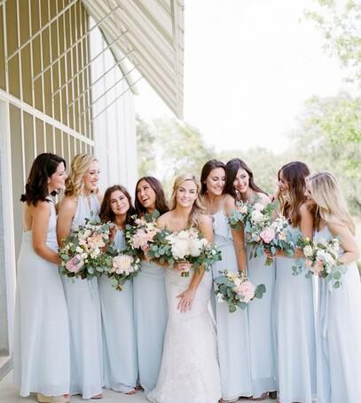 чем занимаются подружки невесты