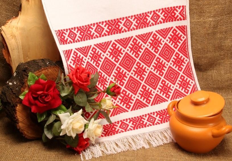 украинский рушник, рушник на свадьбу, рушник, вышитый рушник на свадьбу