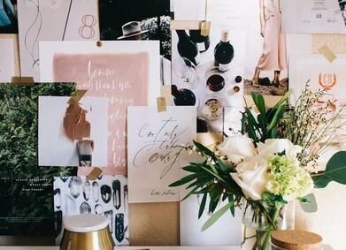Составляем свадебный мудборд: советы от YesYes