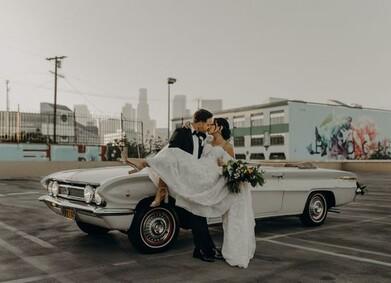Логистика на свадьбе: все, что нужно знать о заказе свадебного транспорта