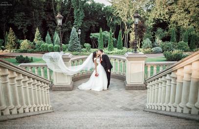Красивые свадебные фотографии в Киеве
