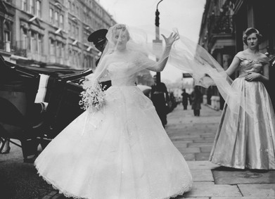 Свадебное платье: история в 100 лет!