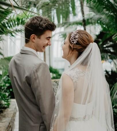 фотосессия перед свадьбой