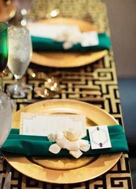 Декор свадьбы Арт-Деко