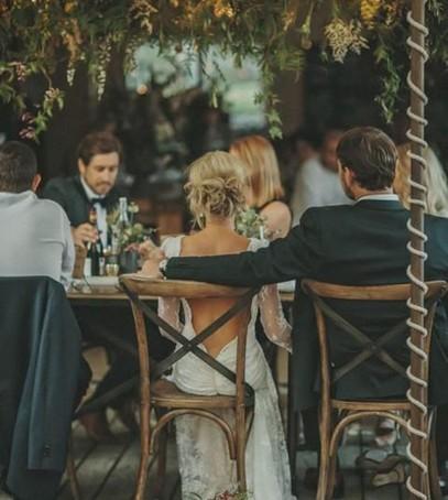 свадьба в узком кругу, свадьба в кругу семьи, свадебный банкет