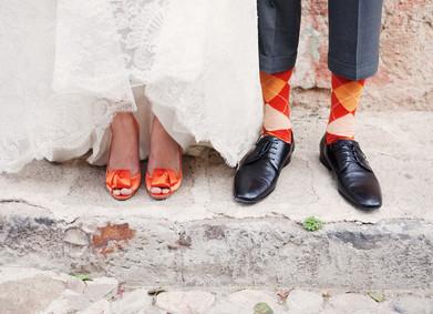 Свадебные туфли невесты и жениха: твоя инструкция по выбору