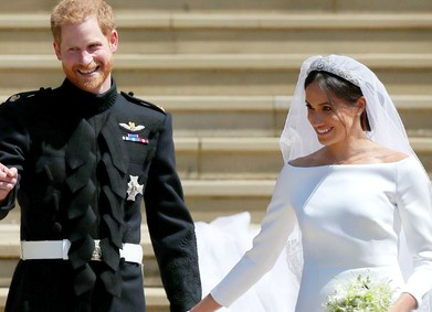 Стиль свадьбы – королевский! Или свадебные тренды, заимствованные у Принца Гарри и Меган Маркл