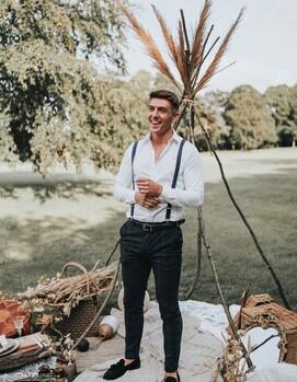 мужская обувь на свадьбу виды