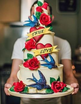 свадебный стиль ретро стиль